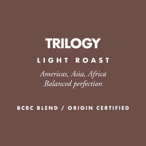 Trilogy Blend - Barrington Coffee