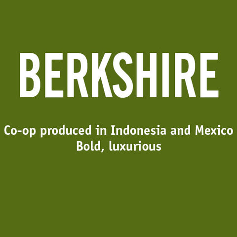 Berkshire Blend - Barrington Coffee