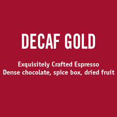 Barrington Coffee - Decaf Gold Blend