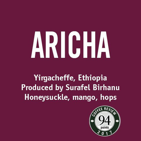 Ethiopia Aricha - Barrington Coffee