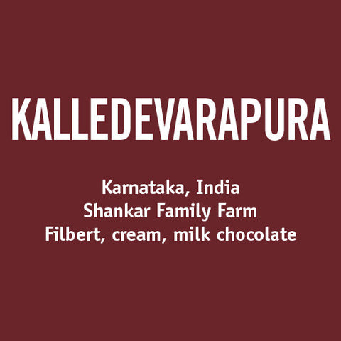 India Kalledevarapura - Barrington Coffee