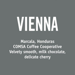 Barrington Coffee - Honduras Vienna