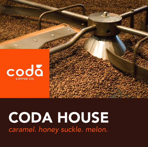 Coda House Blend - Coda Coffee