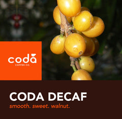 Coda Coffee - Decaf FTO Blend