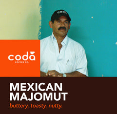Coda Coffee - Mexico Majomut