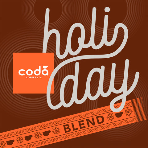 Holiday Blend - Coda Coffee