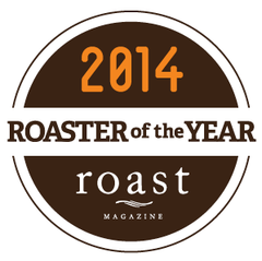 Coda Coffee Roaster of the Year 2014