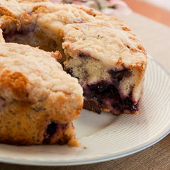 Emery Coffee - Triple Berry Coffee Cake
