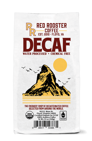 Decaf Peru FTO - Red Rooster