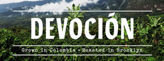 Devocion Coffee Banner