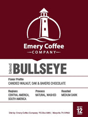 Bullseye Espresso - Emery Coffee