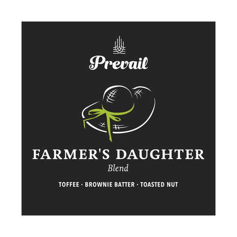 Farmer's Daughter Blend - Prevail Coffee