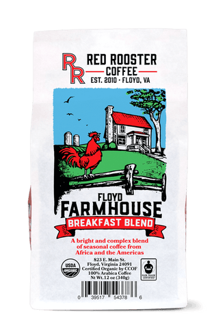 Floyd Farmhouse FTO Blend - Red Rooster