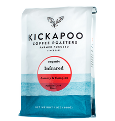 Infrared Organic Blend - Kickapoo Coffee