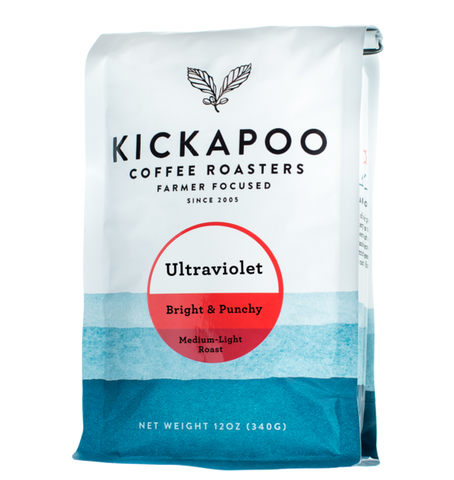 Ultraviolet Organic Blend - Kickapoo Coffee