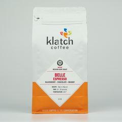 Belle Espresso - Klatch Coffee