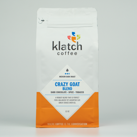 Crazy Goat Blend - Klatch Coffee