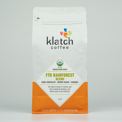 FTO Rainforest Blend - Klatch Coffee