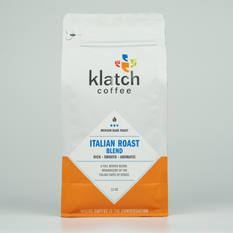 Italian Blend - Klatch Coffee