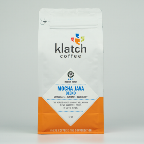 Mocha Java Blend - Klatch Coffee