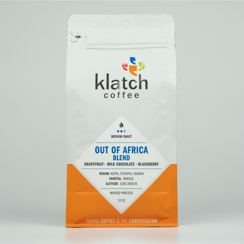 Out of Africa Blend - Klatch Coffee