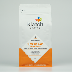 Decaf Sleeping Goat Blend - Klatch Coffee