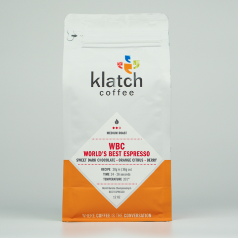World's Best Espresso - Klatch Coffee
