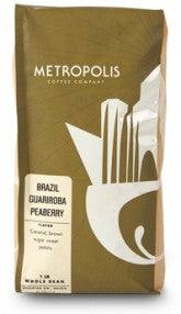Brazil Guariroba Peaberry - Metropolis Coffee
