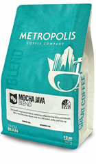 Mocha Java Blend - Metropolis Coffee