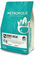 Decaf Xeno's Blend FTO - Metropolis Coffee