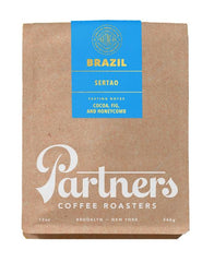 Brazil Sertao - Partners Coffee