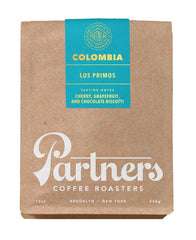 Colombia Los Primos - Partners Coffee