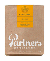 Ethiopia Worka - Partners Coffee