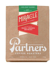 Miracle Holiday Blend - Partners Coffee