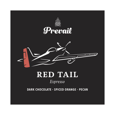 Red Tail Espresso Blend - Prevail Coffee