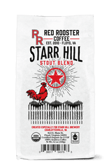 Starr Hill Stout FTO Blend  - Red Rooster