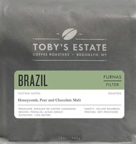 Brazil Furnas - Toby's Estate