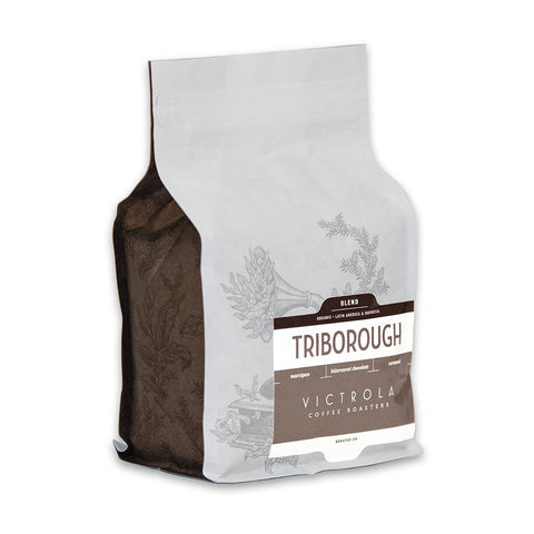 Triborough Organic Espresso - Victrola Coffee