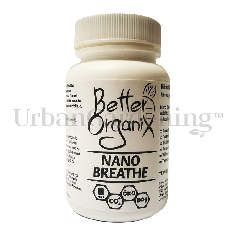 Better Organix Nano Breathe 50g