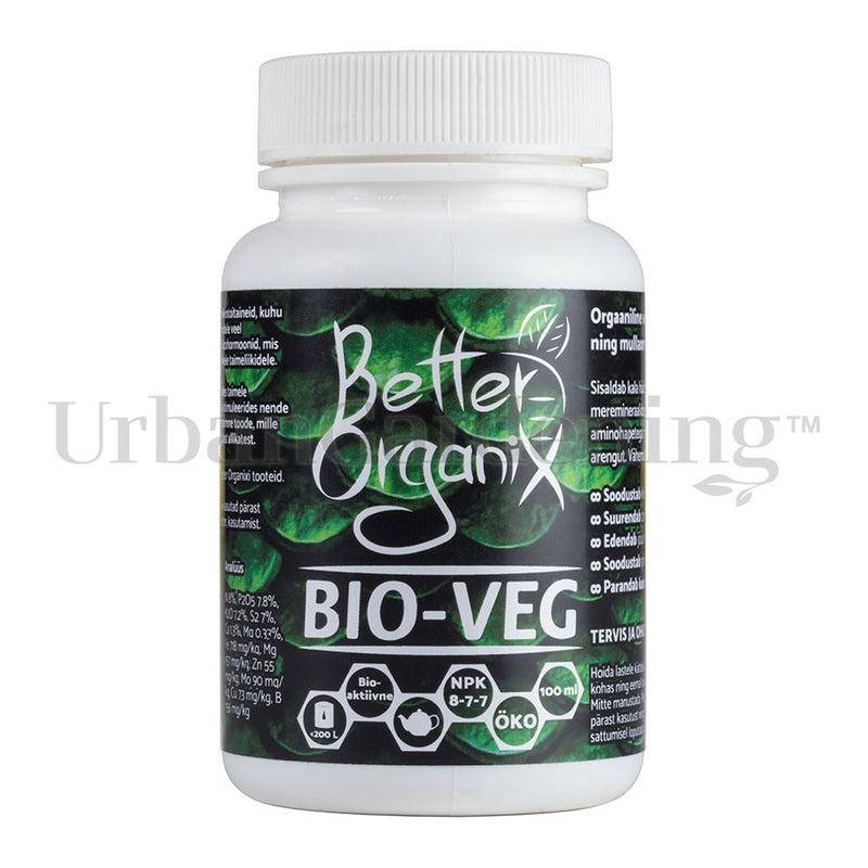 Better Organix Bio-Veg 100 ml
