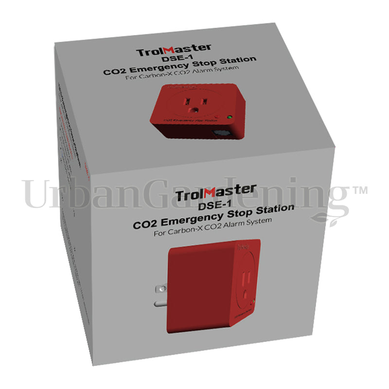 TrolMaster Carbon-X CO2 Emergency Stop Station (DSE-1)