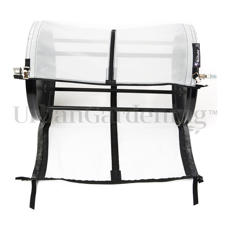 Resinator XL Drum Screens