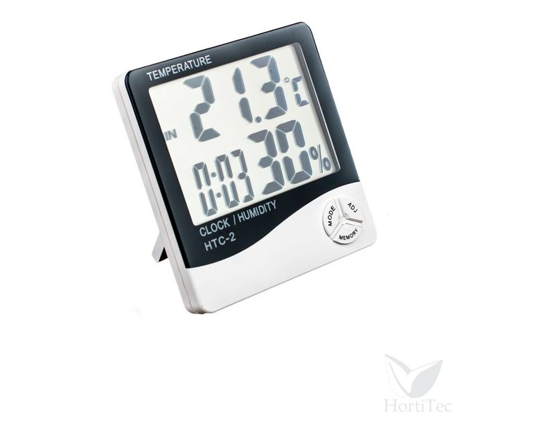 Thermo-Hygrometer Large Screen VDL