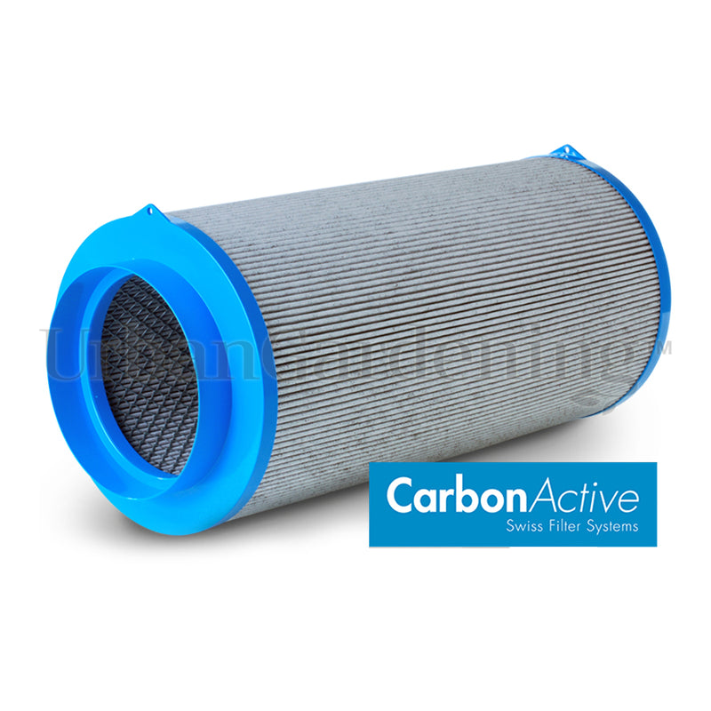 CarbonActive HomeLine Standard Filter 1000ZL, 1000m3/h, Ø200mm