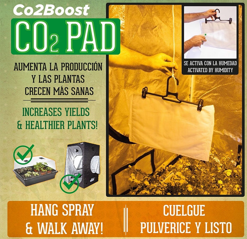 CO2 Pad+ Hanger