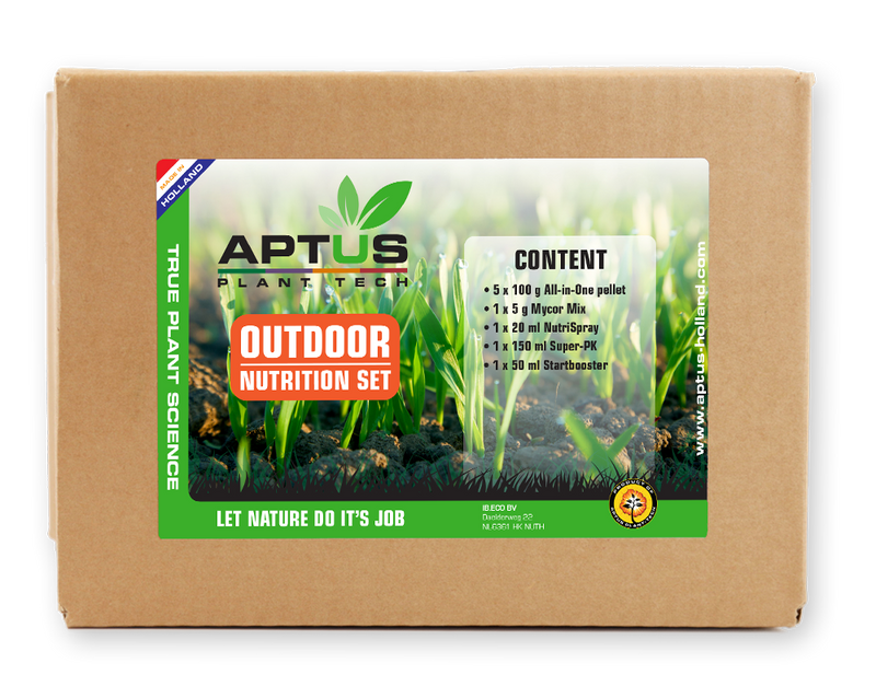 APTUS Outdoor set