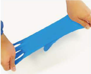 Disposable Nitrile Examination Gloves (Powder Free)