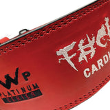 TWP F CARDIO RED BELT
