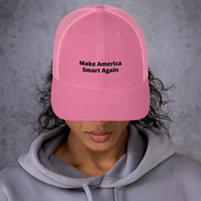 "Load image into Gallery viewer, ""Make America Smart Again"" Hat - ElectionWarehouse"