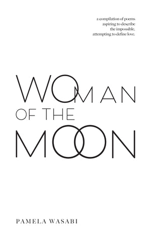 Woman of the Moon (Poetry) Signed Copy!!